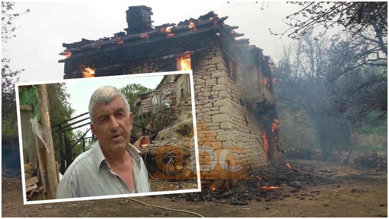 VIDEO / Zjarret në Mat e Klos shkrumbojnë banesat, dëme të konsiderueshme