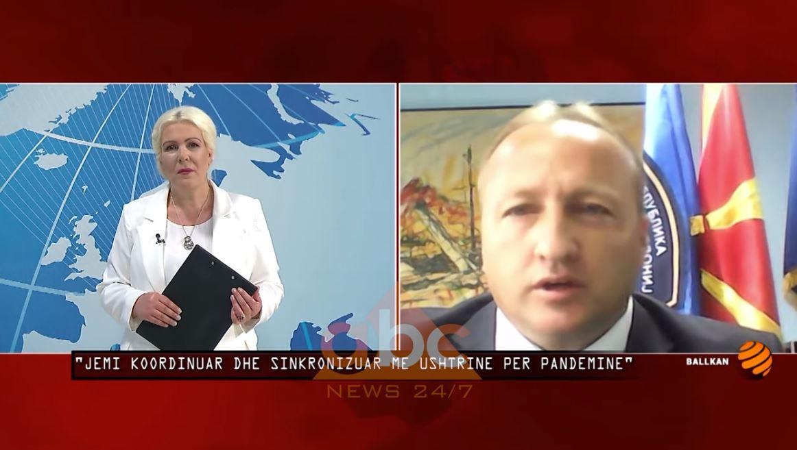Zv.ministër i Brendshëm në RMV: Jemi koordinuar dhe sinkronizuar me ushtrinë për pandemine