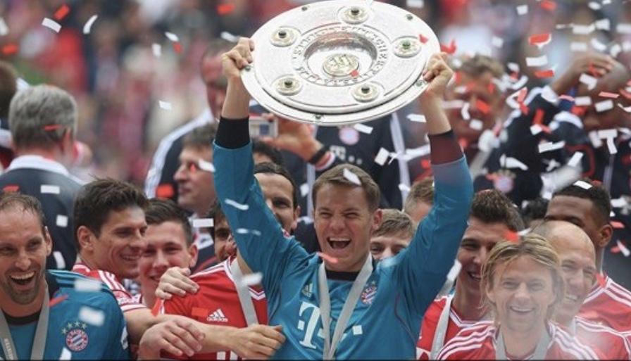 VIDEO/ Trofeu i Bundesliges i vjen në ndihmë, Neuer mesazh rivalëve