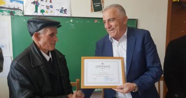 Ndahet nga jeta mësuesi që frymëzoi dhjetëra breza, kryebashkiaku i Pukës mesazh prekës