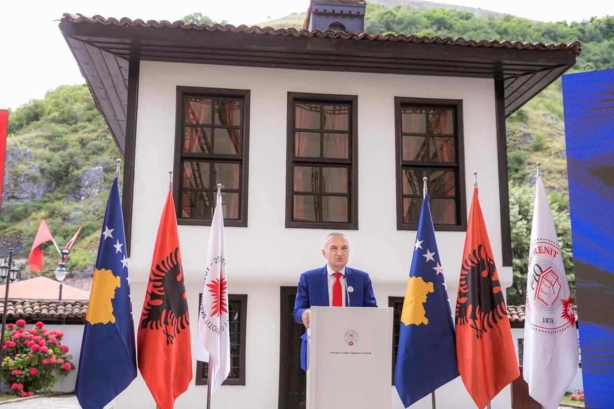 Meta: Lidhja e Prizrenit, mbeten një vepër e gjallë dhe frymëzim mbarëkombëtar