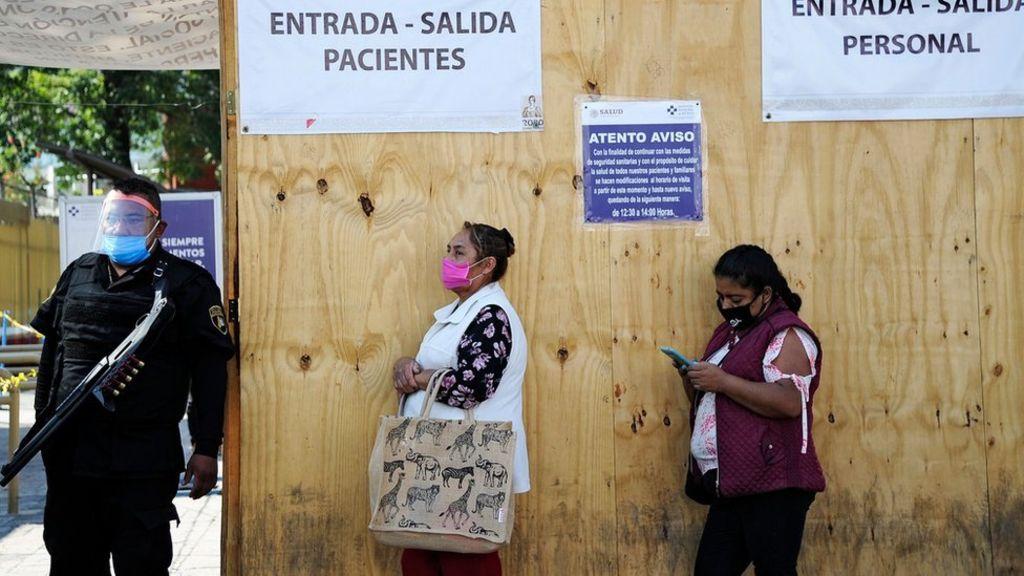 Meksika raporton rekord rastesh me Covid-19, mbi 4,440 të infektuar brenda ditës