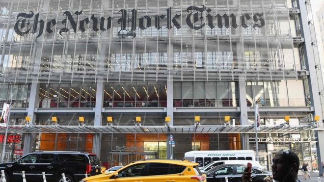 """Jep dorëheqjen redaktori i """"New York Times"""", shkrimi tij nxiti kritika"""