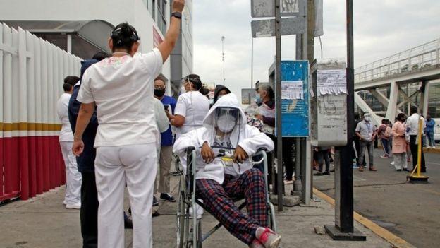 5 viktima nga tërmeti në Meksikë, panik te banorët që punonin nga shtëpia prej pandemisë