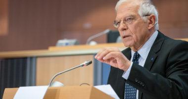 """Borrell: Vlerësojmë gatishmërinë politike për konsensus, marrëveshja për """"Zgjedhoren"""" arritje"""