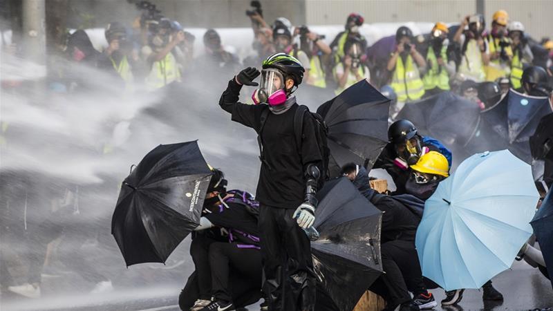 Kina miraton ligjin kontrovers të sigurisë për Hong Kongun