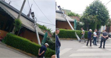 Shtylla e tensionit bie mbi lokalin në Elbasan, policia rrethon zonën