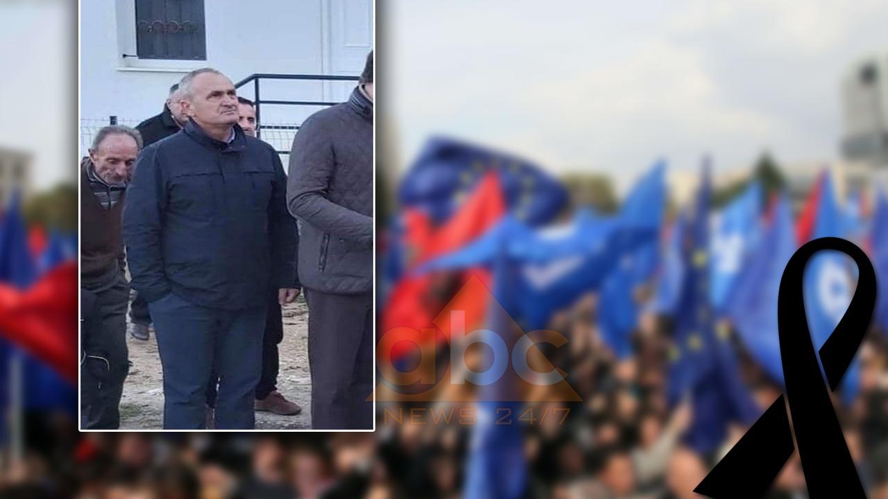 Ndërron jetë nga infarkti kreu i Partisë Demokratike në Krujë