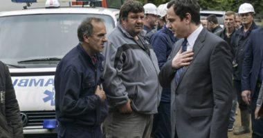 Humbën jetën në minierë, qeveria e Kosovës jep 30 mijë euro për familjet e dy minatorëve