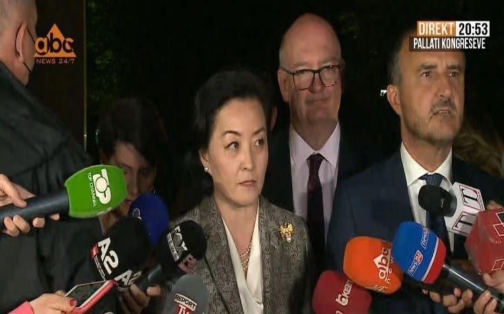 Yuri Kim: Të gjithë dhanë nga vetja që të fitojë Shqipëria, ju mbështesim për Integrimin