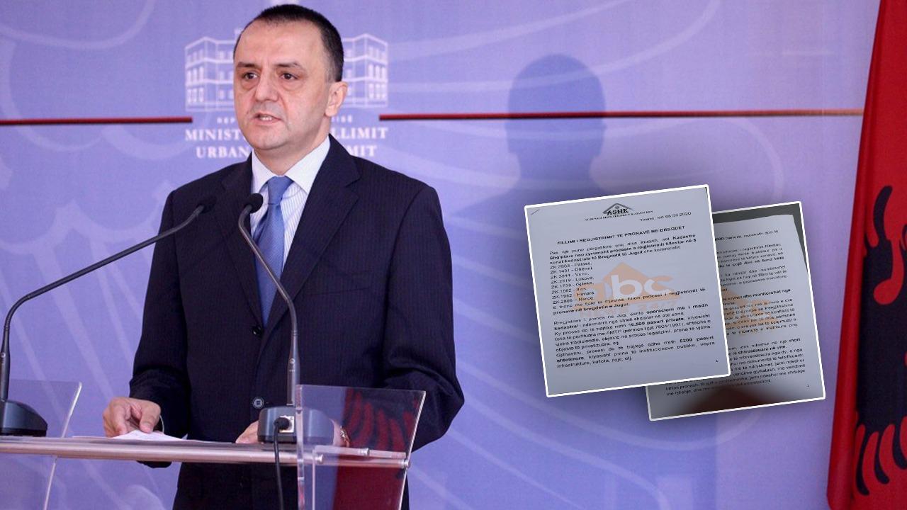 Nis procesi i regjistrimit të pronave në jug, Lame: Kategoritë që përfitojnë, e monitoron Tirana