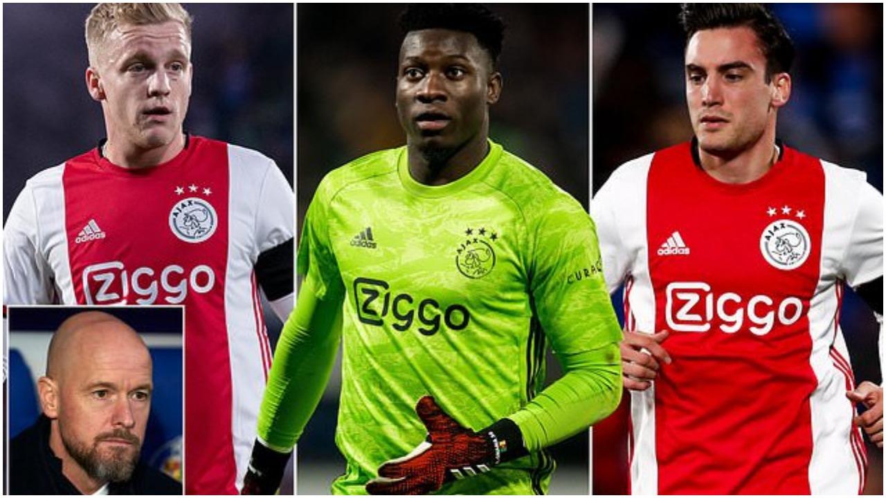 Trajneri i Ajax dorëzohet, tre yjet e kampionëve të Holandës drejt largimit
