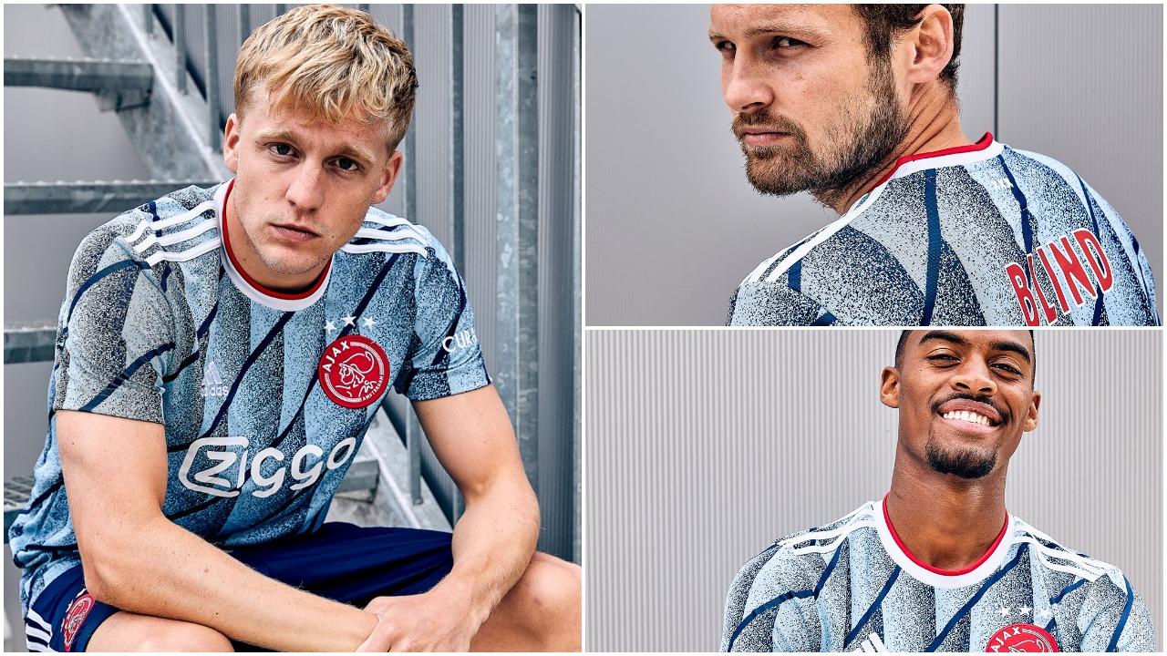 FOTO/ Fanella që po bën bujë, Adidas me dizajn fantastik për Ajaxin