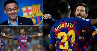 Talent i çmuar për Barcelonën, Bartomeu refuzon 100 milion euro