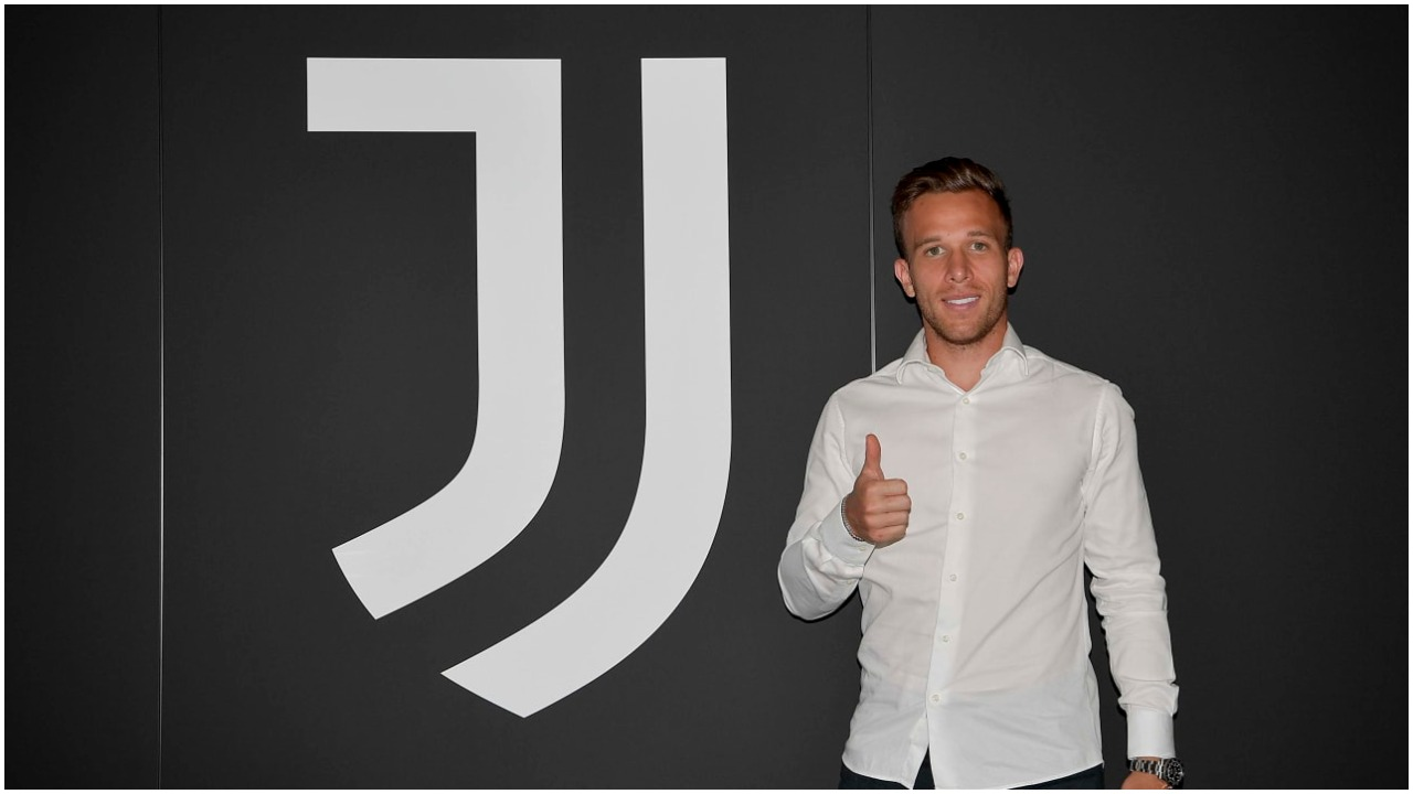 """""""Arthur e solli Sarri, do të 'kalbë' pankinën te Juventusi"""""""