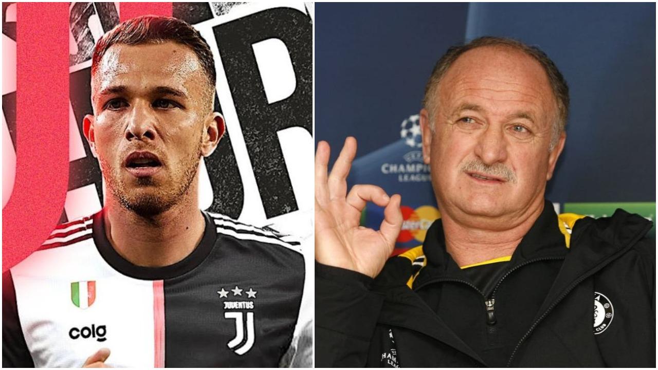 """""""Arthur bëri mirë që zgjodhi Serie A, Sarri do e bëjë lojtar të madh"""""""