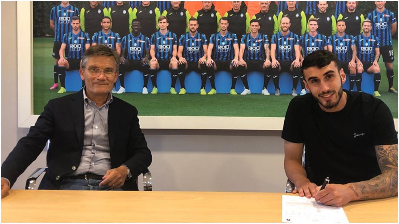 Zyrtare: Përforcim nga Juventusi, Atalanta prezanton 22-vjeçarin italian