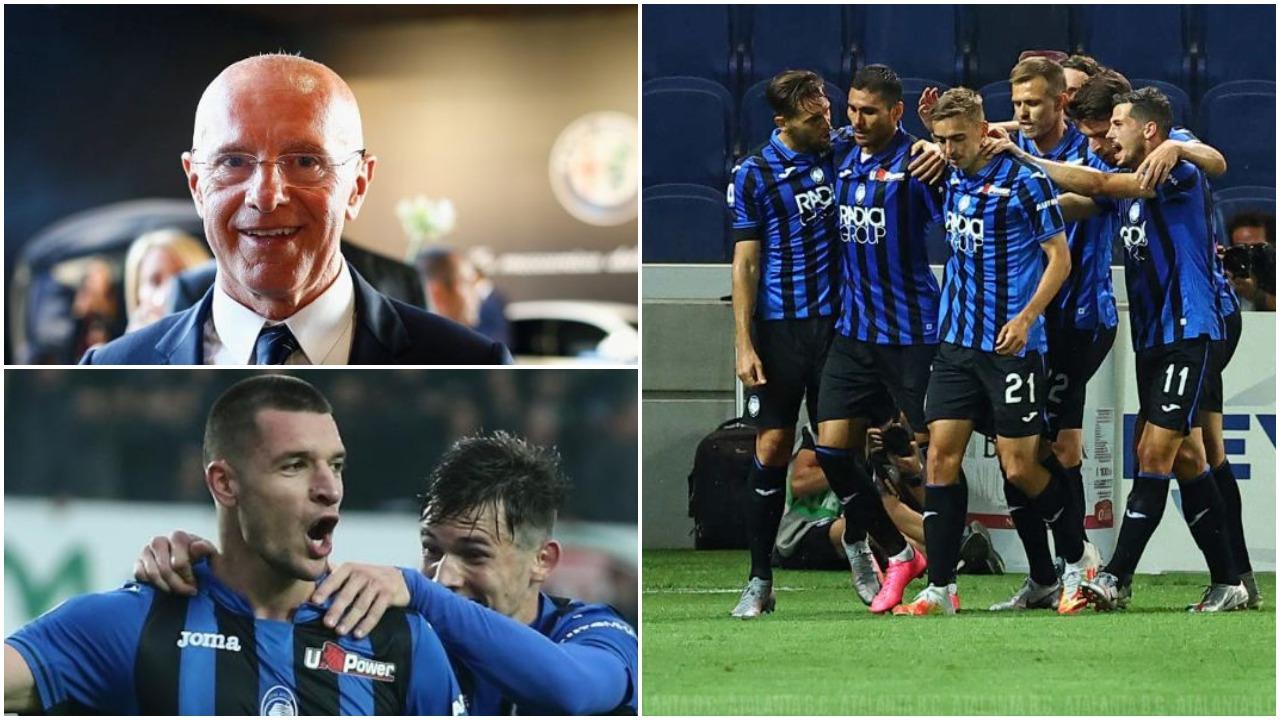 Sacchi: Duartrokitje për Atalantën, italianët ta marrin shembull këtë skuadër