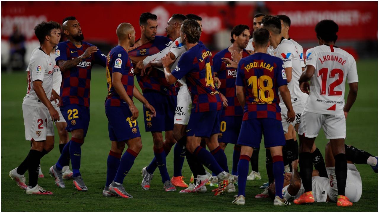Nis revolucioni te Barcelona, një mesfushor drejt Sevilla