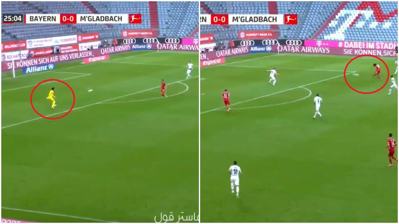 """VIDEO/ Sommer e bën baltë, i """"fal"""" golin talentit të Bayernit!"""