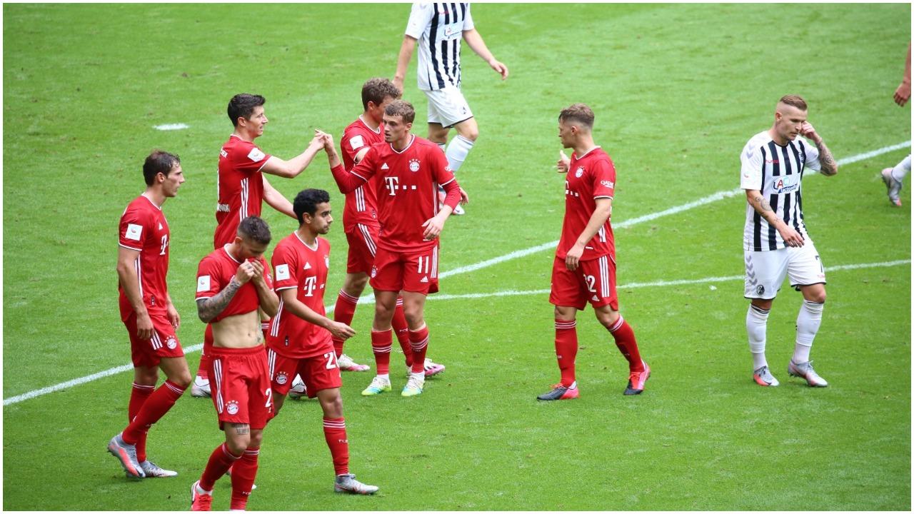 E josh Liverpooli, yll i Bayern Munich refuzon rinovimin e kontratës