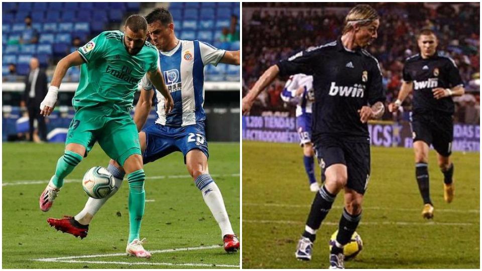 "VIDEO/ Dy ""magji"" identike te Real Madrid, Benzema u frymëzua nga Guti"