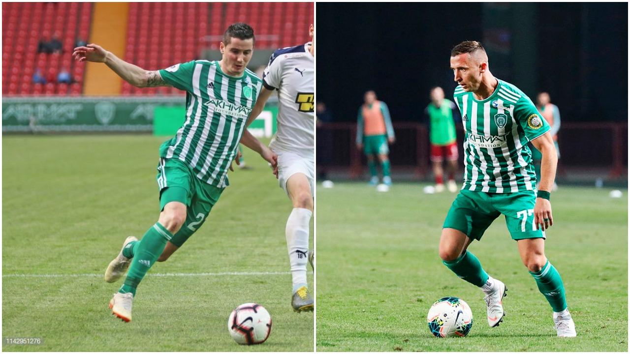 Berisha protagonist për Akhmat: Fazliu, Hamdiu dhe Balaj gjejnë golin në Zvicër