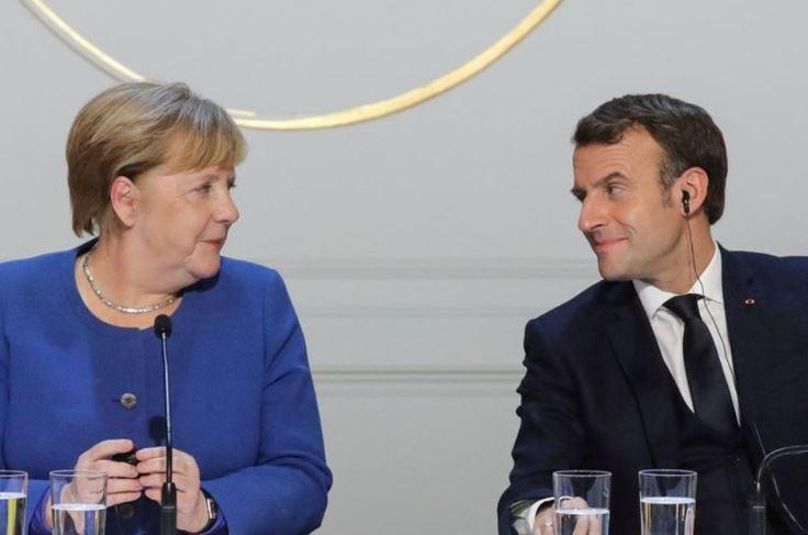 Merkel dhe Macron do të takohen për të diskutuar planin e rimëkëmbjes