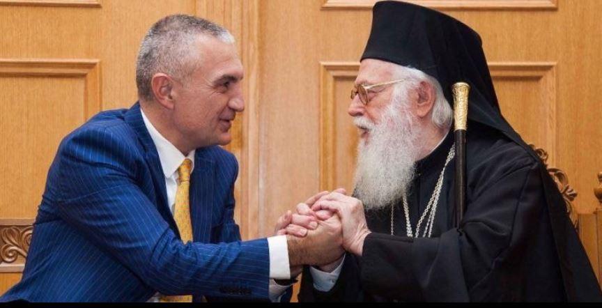 Meta i uron shërim të shpejtë kryepeshkopit Anastas Janullatos: Krenar për harmoninë fetare