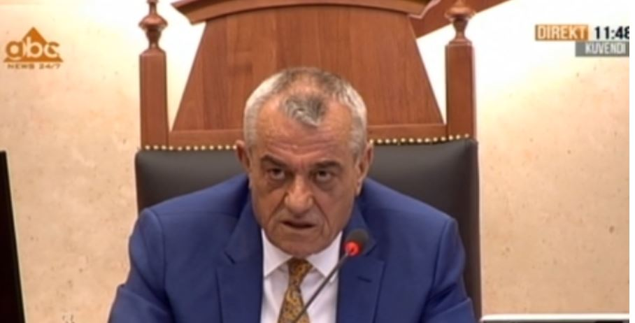 Ruçi: The Electoral reform will be voted on July 30