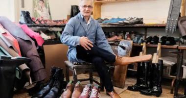 Si të ruani distancën sociale, krijohen këpucët që do t'i mbajnë njerëzit larg njëri-tjetrit