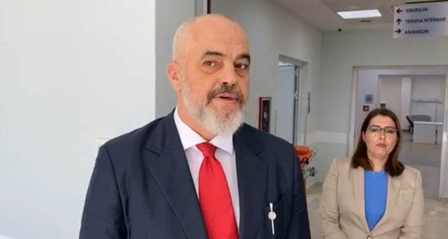 Albania opens new hospital to cope with Covid-19