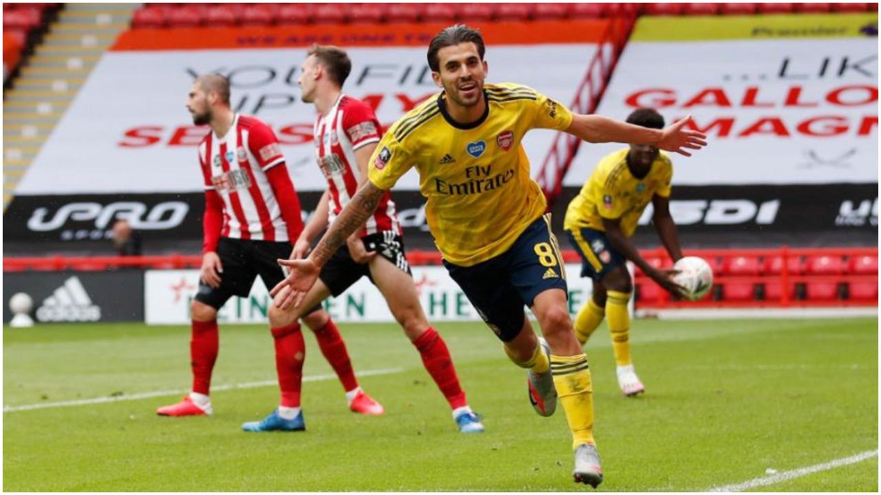 VIDEO/ Emocione të forta në fund, Ceballos kualifikon Arsenalin në gjysmëfinale