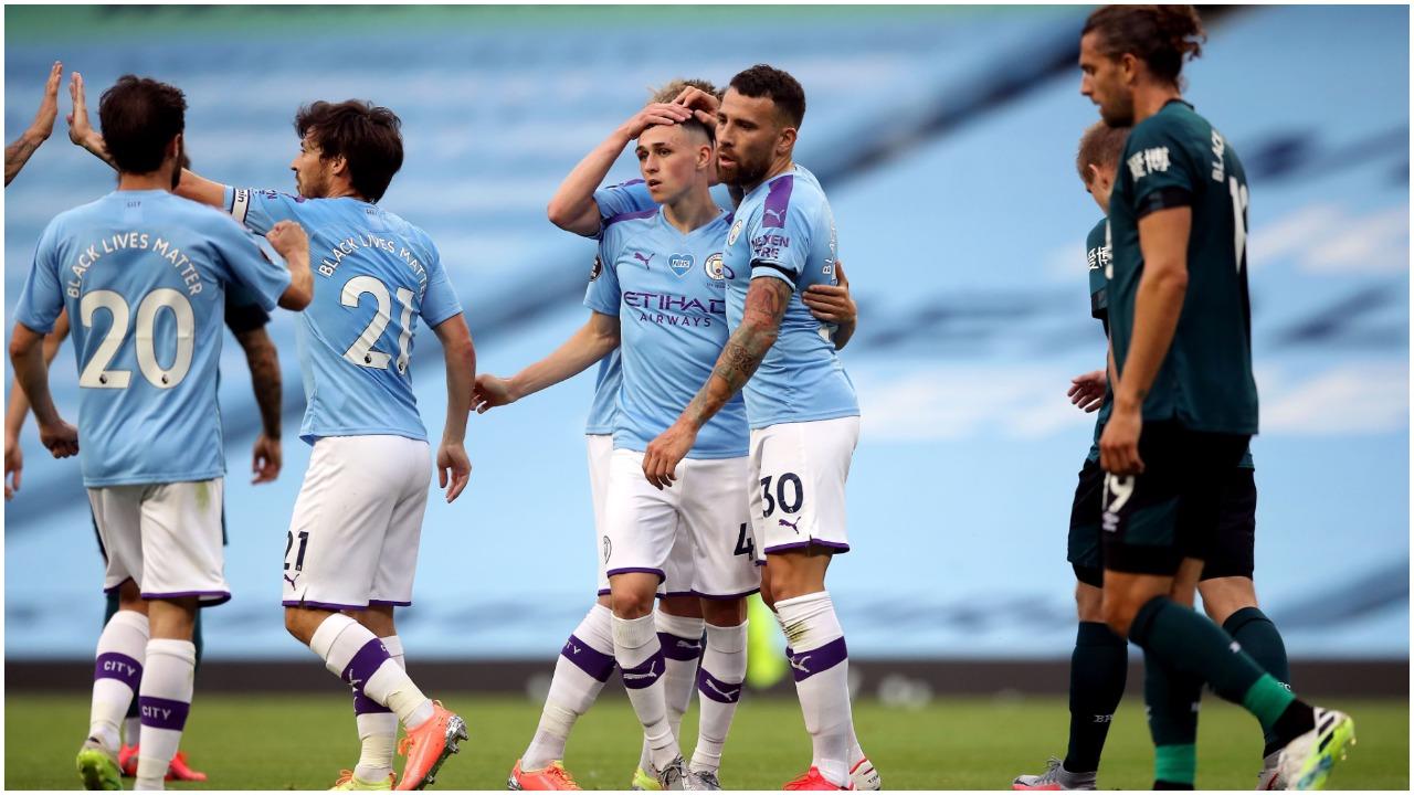 VIDEO/ Manchester City ka dhe ekip B, shkatërron 5-0 skuadrën e Burnley
