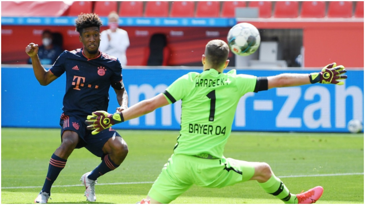 VIDEO/ Coman rikthen qetësinë te Bayerni, Leipzig finalizon një aksion model