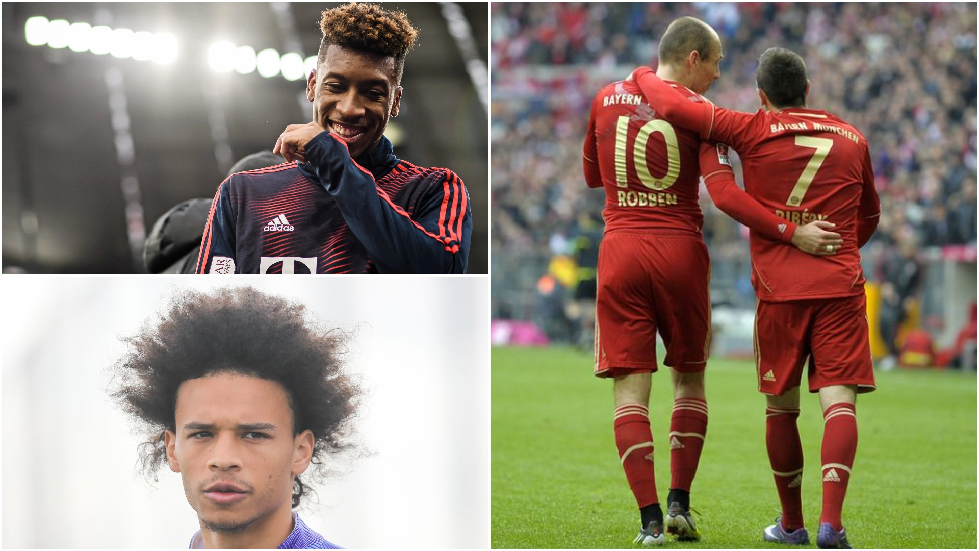 "Coman: Sane te Bayern? Aspak problem, luaja edhe kur ishin ""Robbery"""