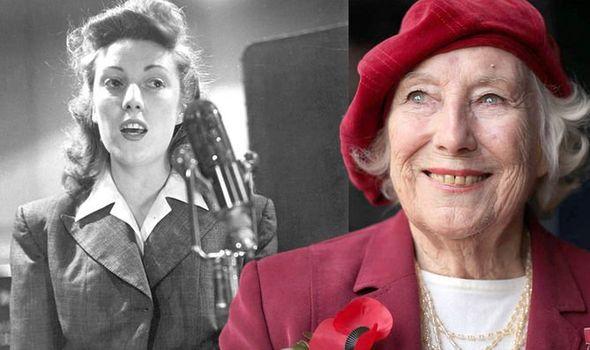Mbajti lart vlerat morale të Luftës së Dytë Botërore, shuhet këngëtarja britanike