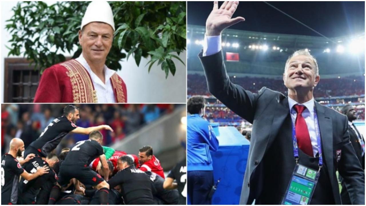 Fundi i një përralle, De Biasi: Faleminderit Shqipëri, emocione të paharrueshme