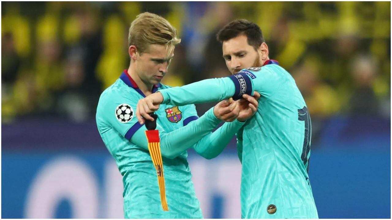 Stili i lojës, trajneri Koeman dhe dyshja Messi-Pjanic: Rrëfehet De Jong