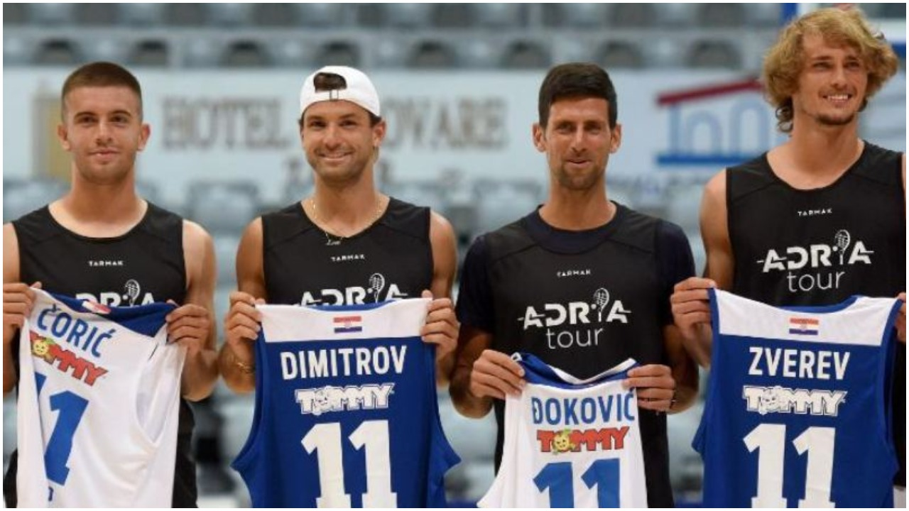 Ndjesa e Djokovic: Gabuam, ishte herët për turne! Babai i tij akuzon Dimitrov