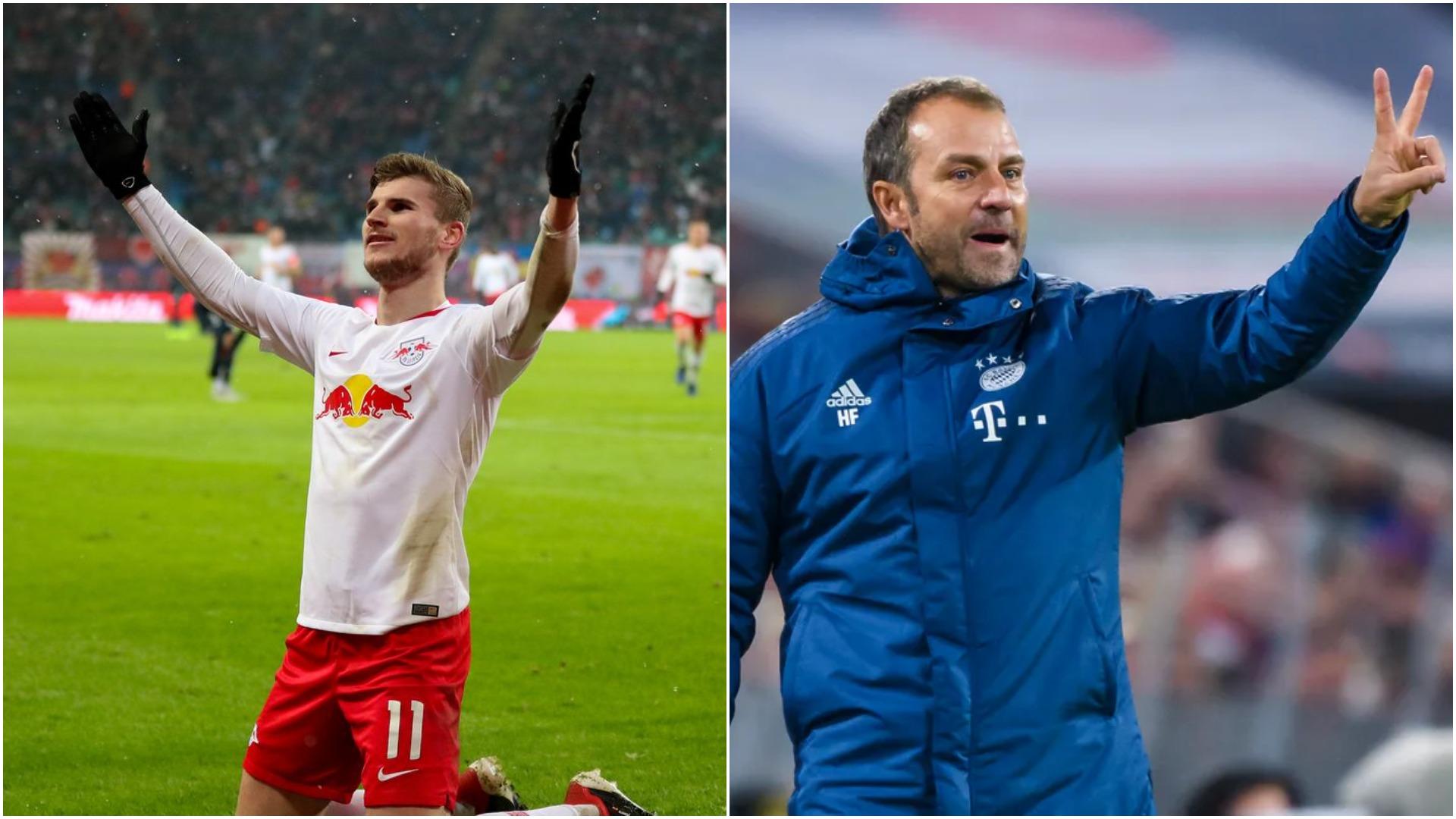 Elozhet e trajnerit, Flick: Bravo Chelsea, super goditje blerja e Werner