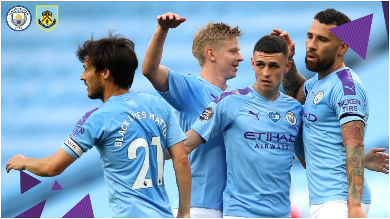 VIDEO/ Ky po që është talent, Foden shënon supergol për Cityn!