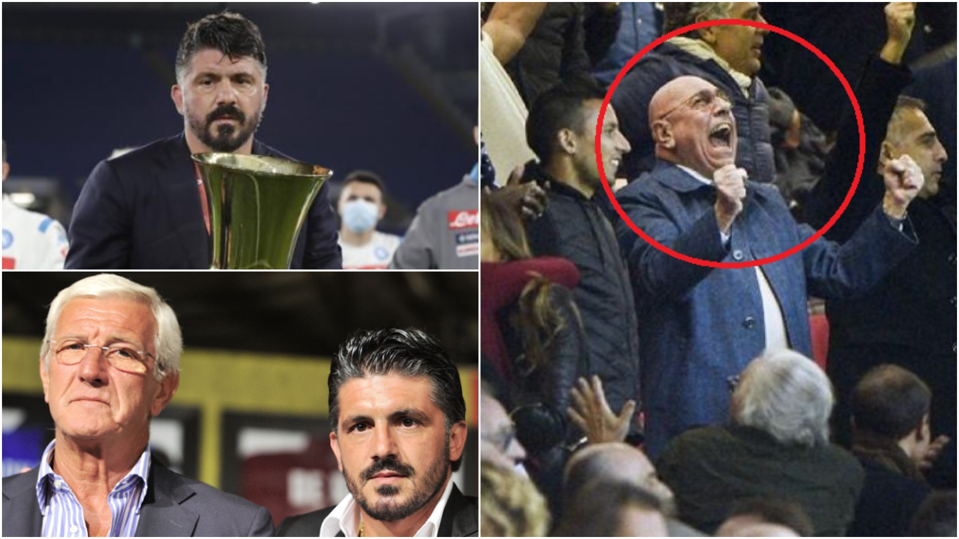 """""""Super Gattuso, festova njësoj si në Manchester te penalltitë e Napolit"""""""