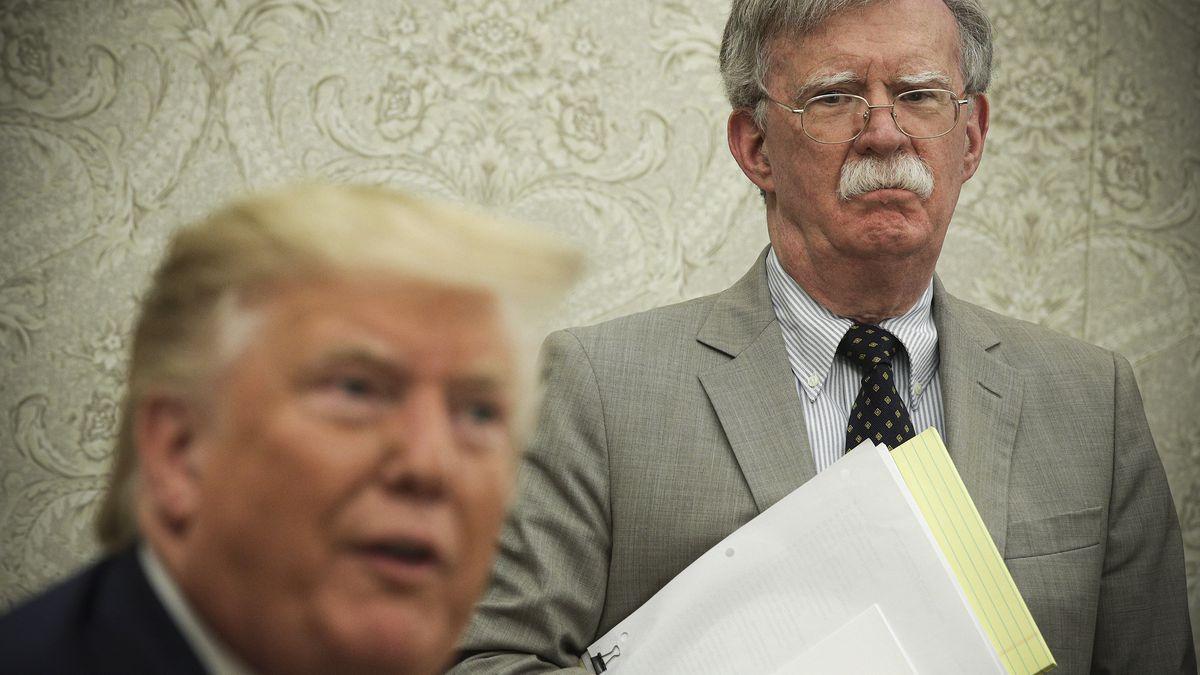7 akuzat më shqetësuese ndaj Trump në librin e ish-këshilltarit të tij, John Bolton