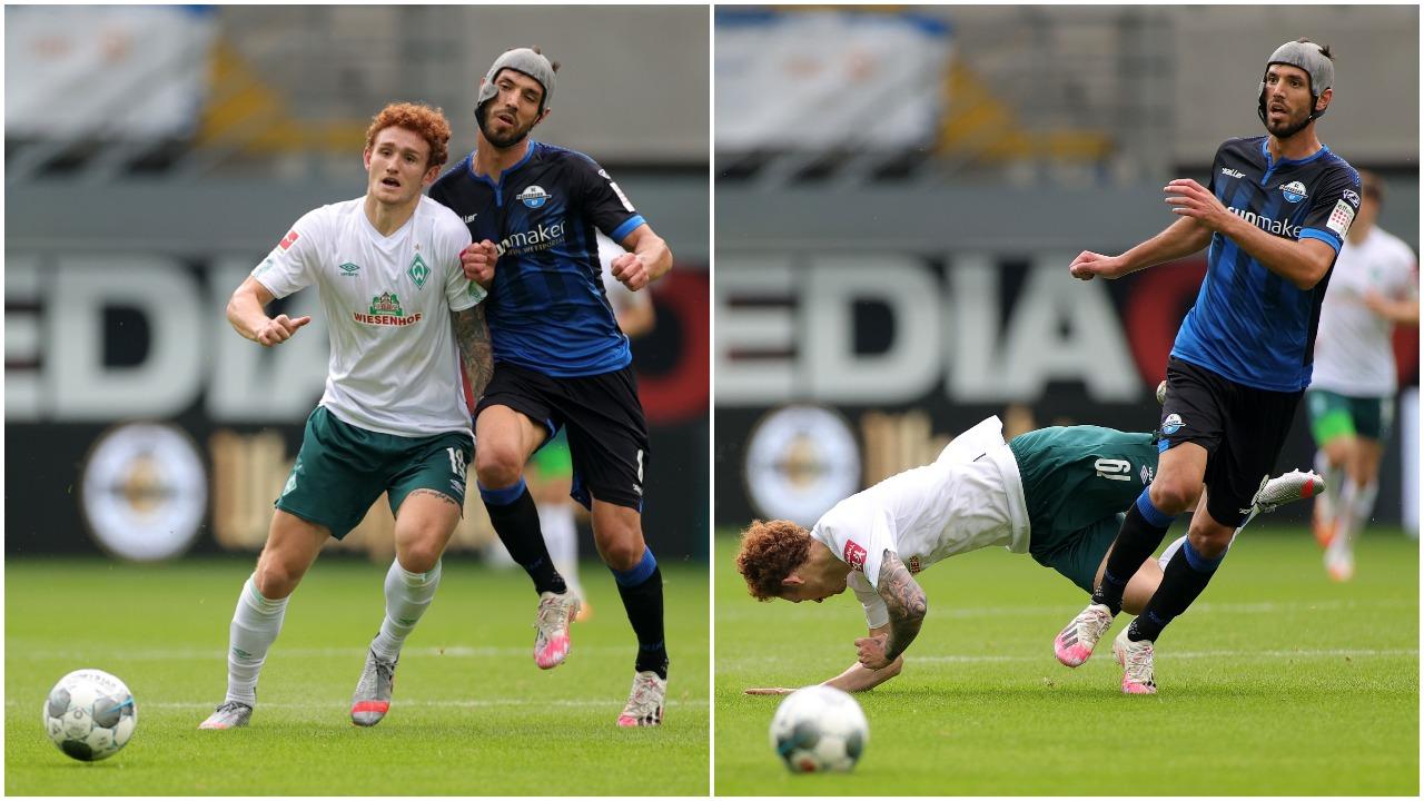 FOTO/ Momenti kur Klaus Gjasula shkroi historinë në Bundesliga