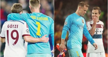 Ftesë nga Spanja, Ter Stegen: Gotze do të përshtatej për mrekulli në La Liga