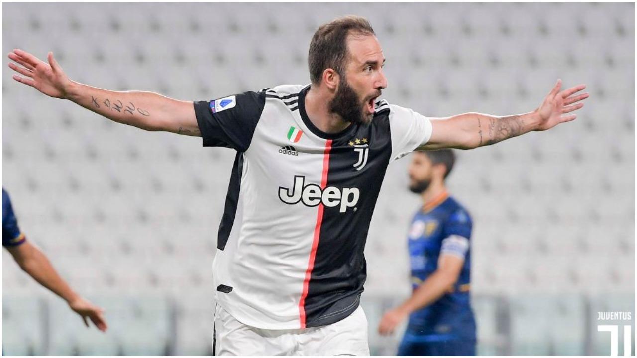 Higuain drejt largimit, Juventusi nuk do vetëm Milik për sulmin
