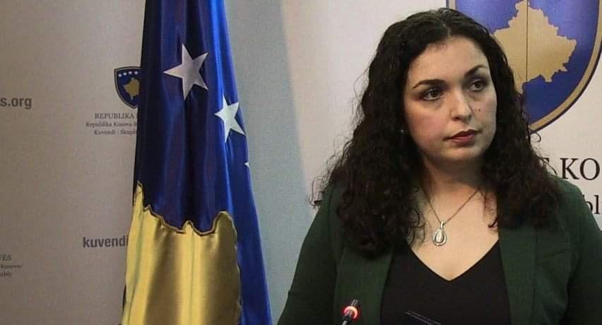 Shkarkimi nga detyrat në LDK, Osmani: Po diferencohem se jam grua, shihemi në zgjedhje