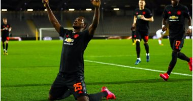 """""""Largohem nga fusha nëse dëgjoj thirrje raciste"""", sulmuesi i United i prerë"""