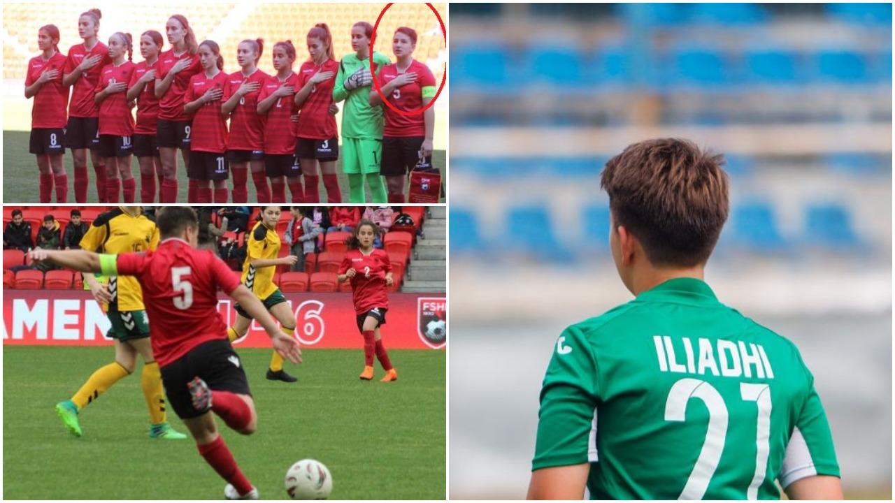 Agli Iliadhi: Futbolli ëndrra ime e madhe, dua të jem ndryshe nga të tjerat